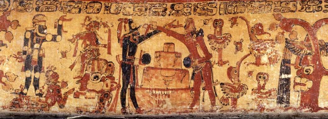 El popol vuh y como de creó la humanidad