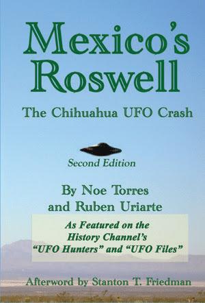 El Roswell De Mexico tiene nombre propio: Coyame