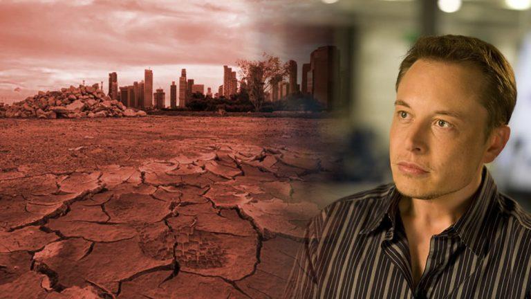 Elon Musk: civilización humana podría colapsar en 30 años –