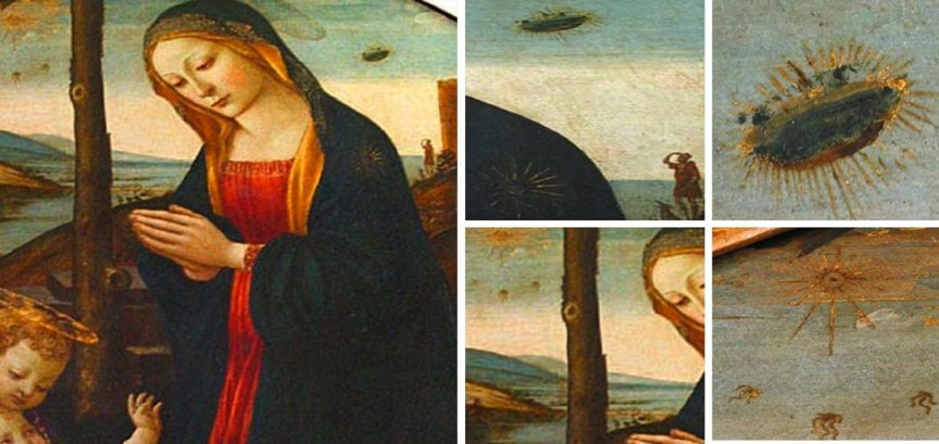 Evidencias históricas. Alienígenas