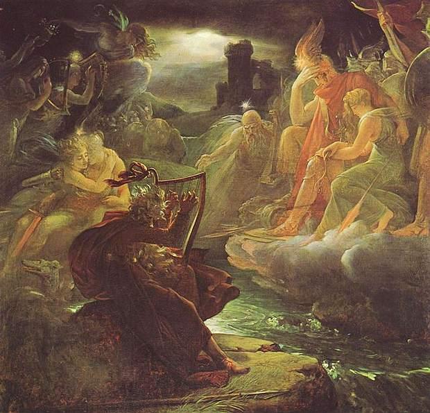 Historia Mítica de la Antigua Erin