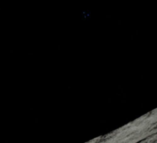 Imagen de Apolo 17 UFO: La luna no es un lugar desolado como se nos ha dicho