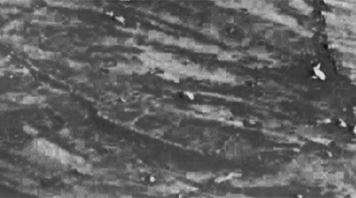 Imagen de la NASA revela una estructura en forma de barco en la superficie de Marte