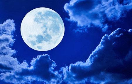 Inexplicables anomalías en la luna