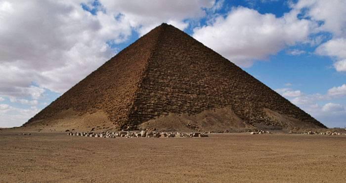 Investigadores cuestionan la teoría de la construcción de las pirámides egipcias
