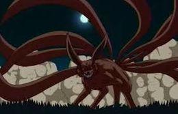 Kyubi el zorro de 9 colas