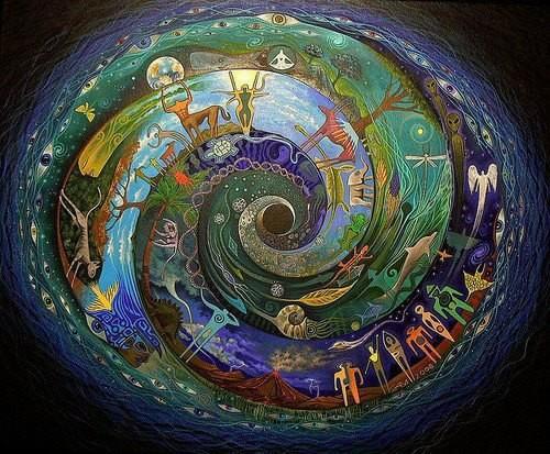 La evolución espiritual de la materia (o la no-dualidad de Pierre Teilhard de Chardin)