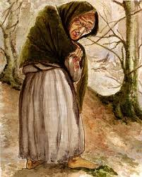 La Guaxa: la anciana Vampiro de Asturias
