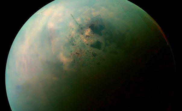 La NASA viajará a Titán para conocer el origen de la vida