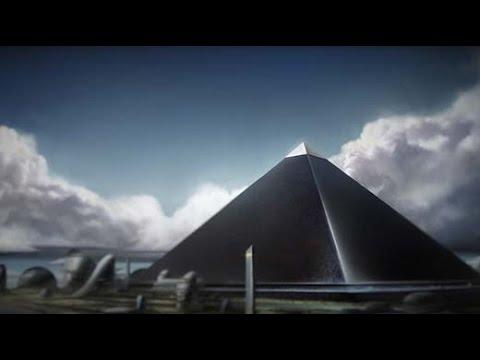 La piramide negra de Alaska