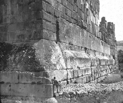 La plataforma de Baalbek - ¿Fue un puerto espacial construido por extraterrestres?