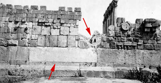 La plataforma de Baalbek – ¿Fue un puerto espacial construido por extraterrestres?