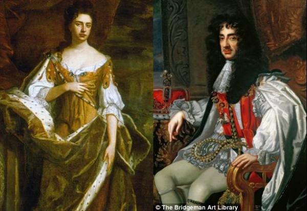 La realeza británica se alimentaba de carne HUMANA!