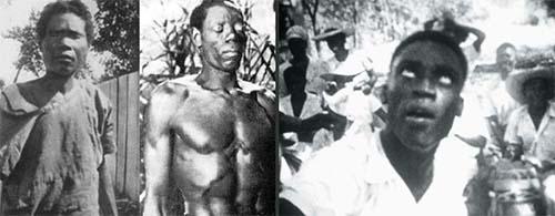 La VERDADERA HISTORIA de los MUERTOS VIVIENTES!!...Zombis reales en Haití!!....
