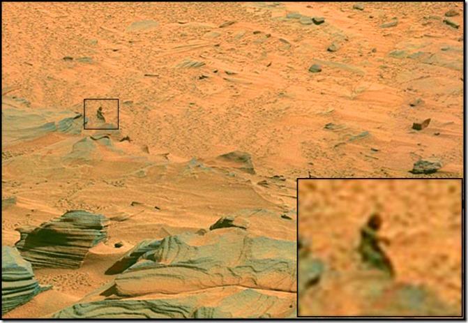 La Vida En El Planeta Marte.