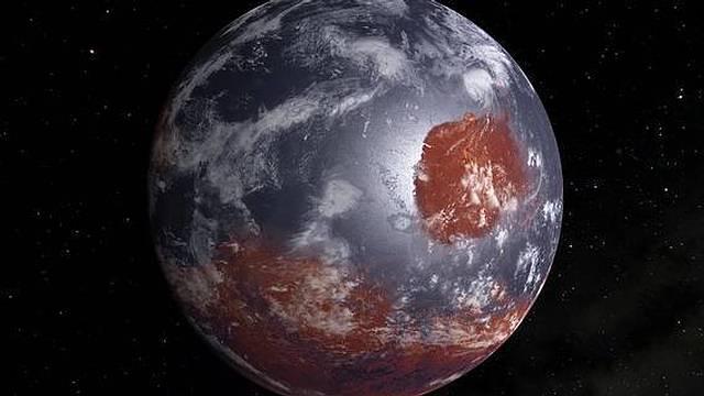 La vida pudo florecer en Marte millones de años antes que en la Tierra