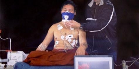 Las sorprendentes habilidades de los monjes tibetanos