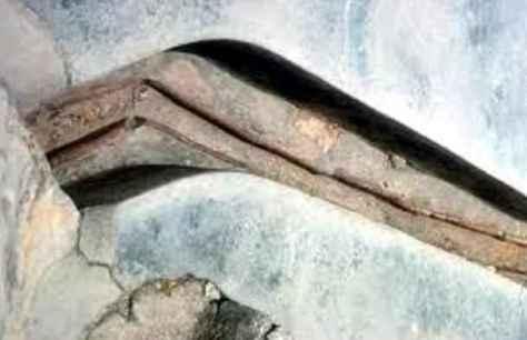 Las tuberías ancestrales halladas en China: los Tubos de Baigong