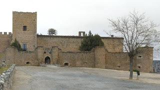 Leyenda del castillo de La Pedraza, en Segovia.