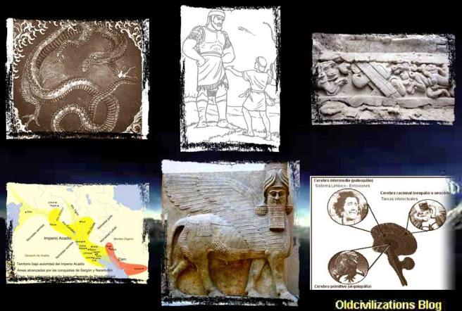 Los Anunnaki y Su Relación Con Las Leyendas Sobre Dragones.