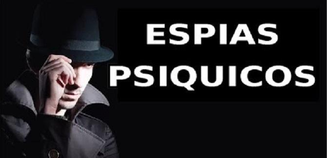 Los Espías Psíquicos