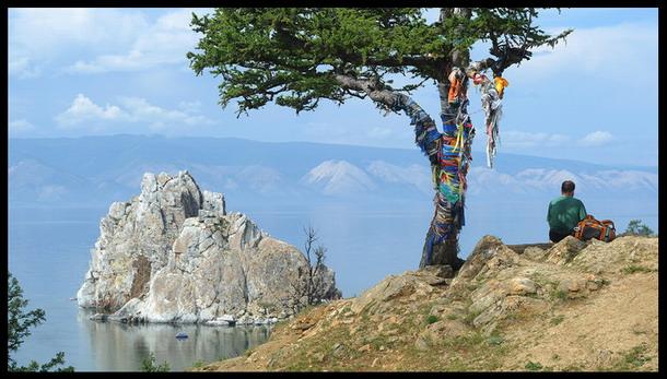 Los fenómenos misteriosos del legendario Lago Baikal, en Rusia