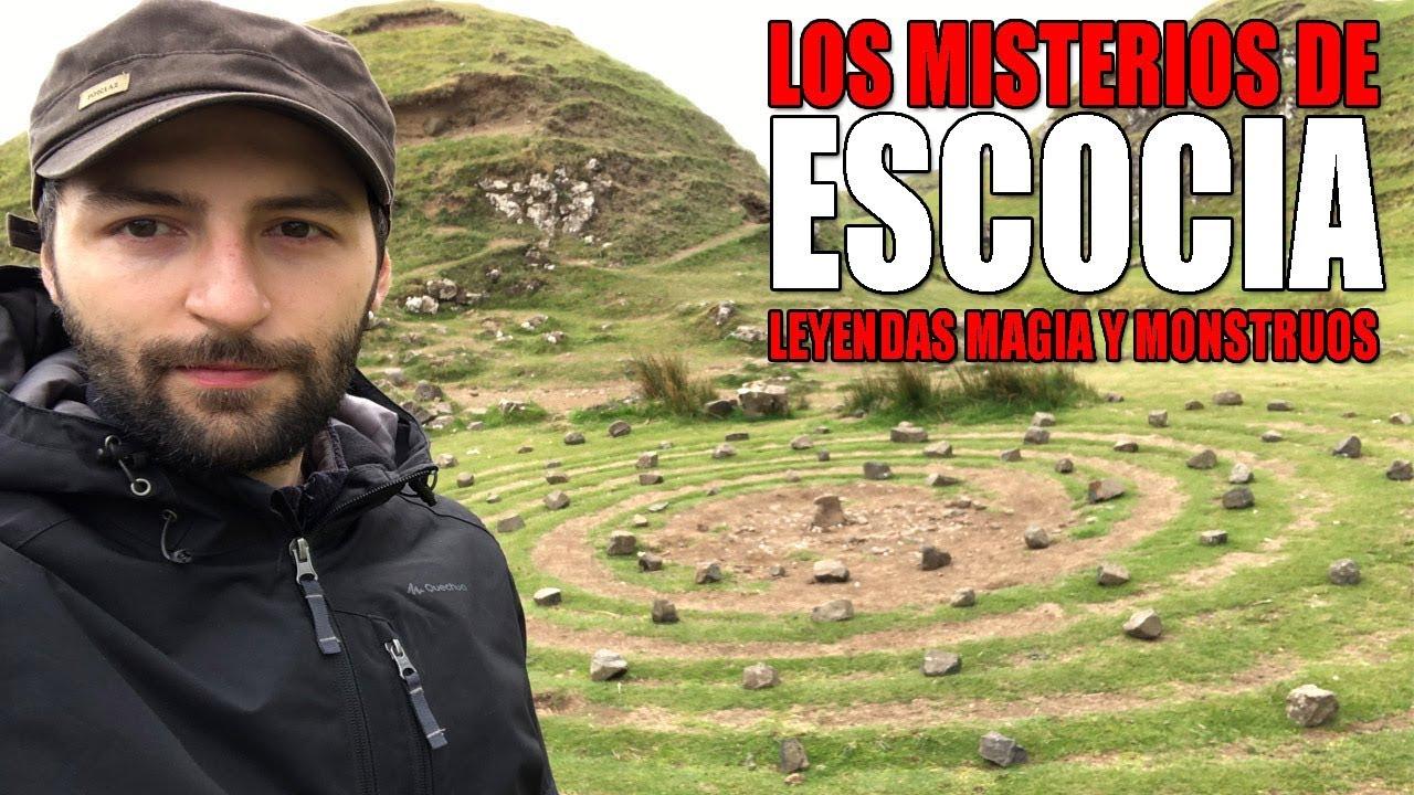 Los Misterios de ESCOCIA – Leyendas Magia y Monstruos (Documental)