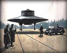 Los ovnis nazis. Las sociedades Thule y Vril