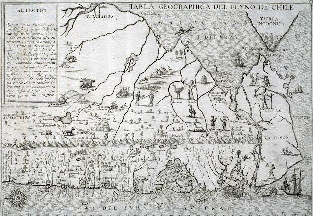 Mapas imposibles: El mapa de Oroncé Finé y globo terraqueo Hunt-Lenox