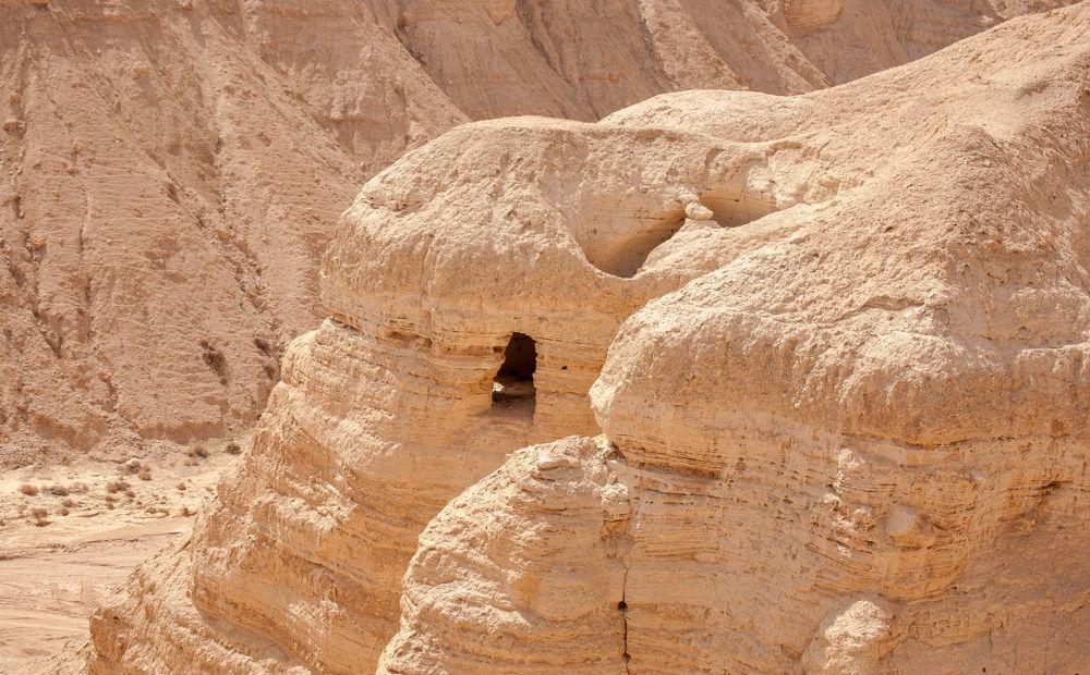 Nuevas revelaciones en el Mar Muerto