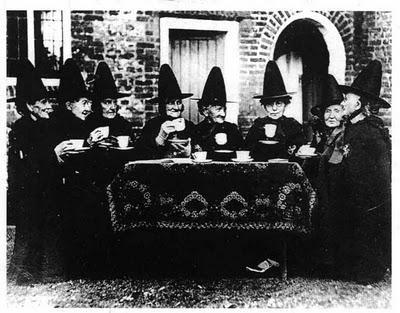 Origen de la brujería