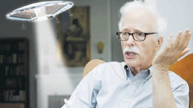 Profesor De La Universidad De Temple Afirma Que Los Extraterrestres Han Abducido A Millones De Humanos