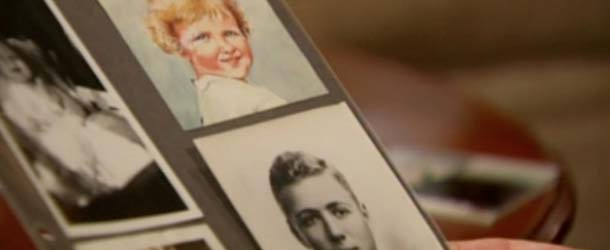Sam, el niño que ha demostrado ser la reencarnación de su abuelo