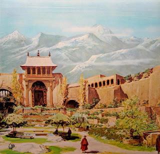 Shambhala y Agharta