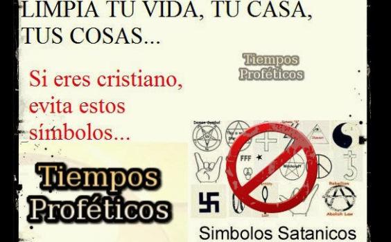SÍMBOLOS SATÁNICOS Y SU VERDADERO SIGNIFICADO