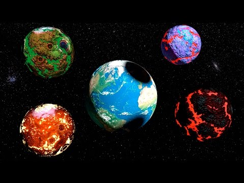 Teoría de las 4 lunas según Hans Hörbiger