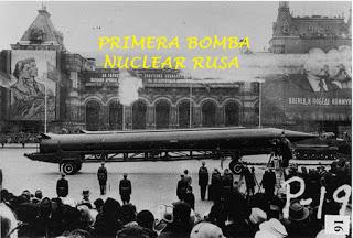 Truman determinó la fecha del lanzamiento de 300 bombas en la unión soviética.