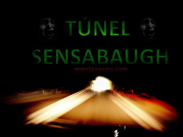 TúNel Sensabaugh, Una Puerta Al Infierno