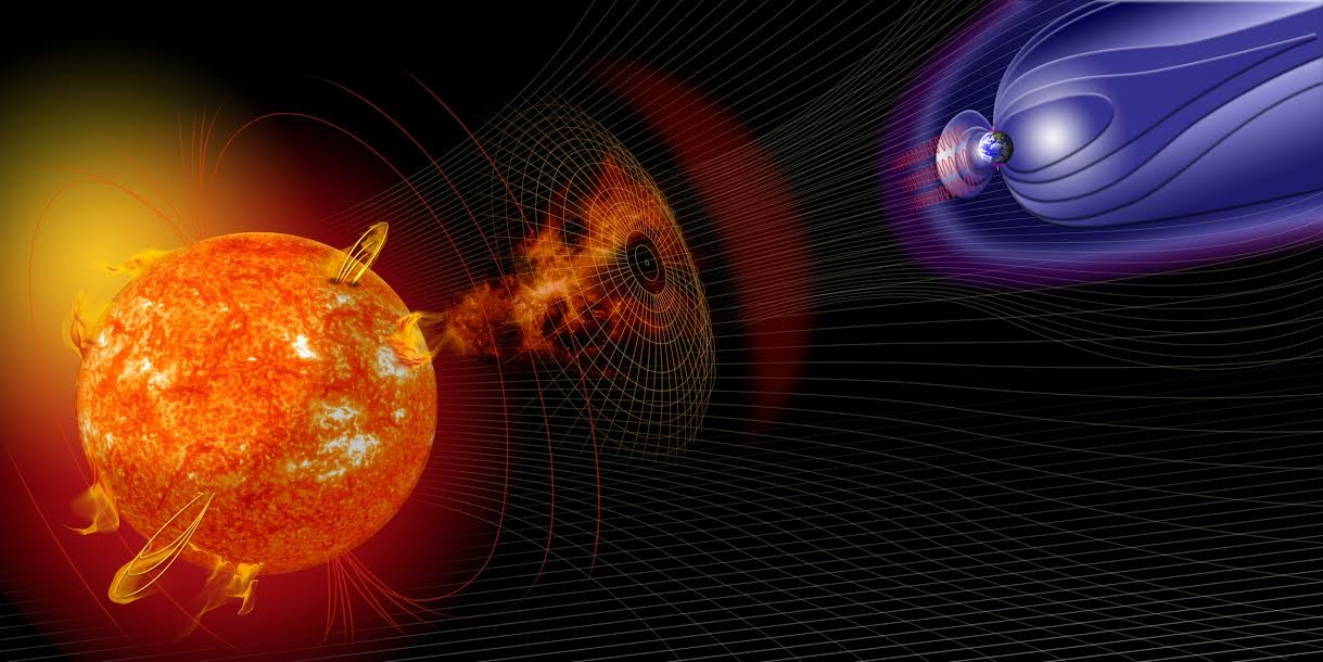 Un evento solar puede causar un desastre nuclear en la tierra