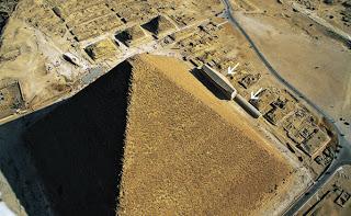 Un Radar cuyas ondas penetran en el terreno encuentra ciudades Ocultas