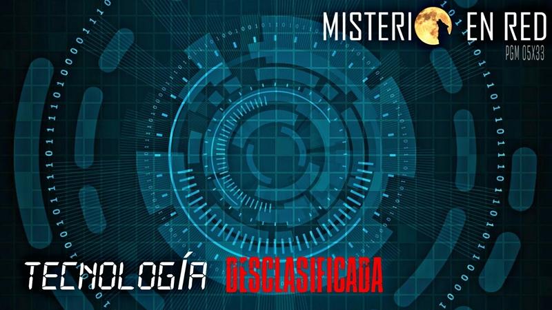 Descripción de Misterio en Red (5×33): Tecnología desclasificada