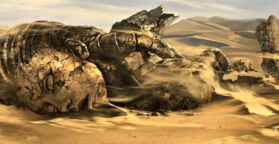Civilizaciones En El Sistema Solar Anteriores A La Nuestra?