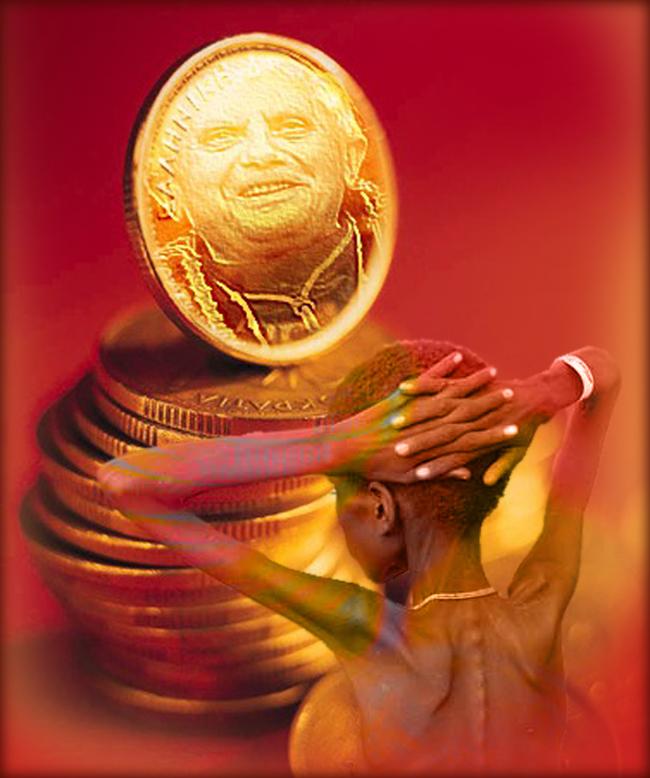 Vaticanu G-suita, la dominadora del mundo y los illuminati
