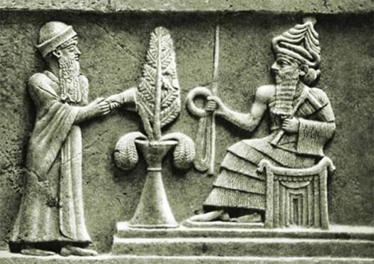 Ziusudra de Sumeria: un rey inmortal que preservó la «semilla» o ADN de la humanidad