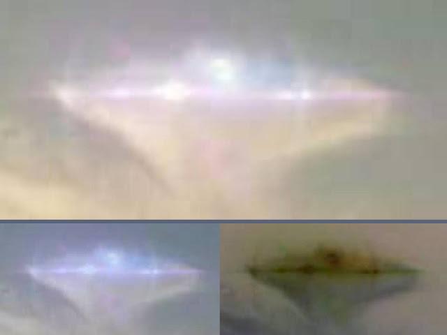 ¿Enorme Nave Extraterrestre o Fenómeno Meteorológico, Cumulonimbos en Lecco, Lombardía, Italia?
