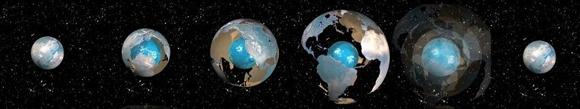 ¿Nuestro planeta realmente está creciendo? La teoría de la expansión de la Tierra