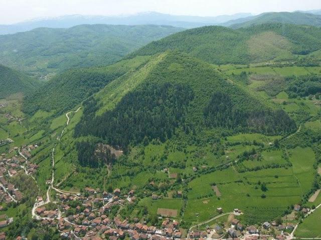 10 datos interesantes sobre las pirámides de Bosnia que debes saber