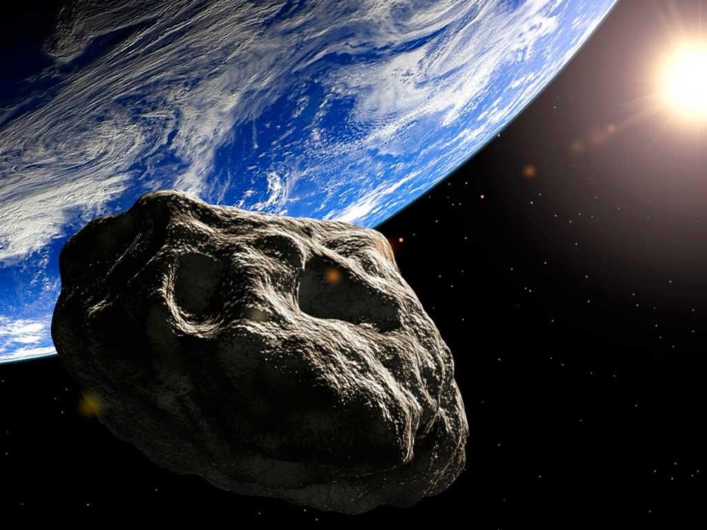 Los cuatro asteroides que más probabilidades tienen de colisionar contra la Tierra