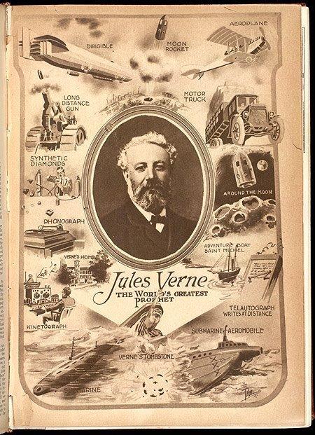 Julio Verne. El Profeta de Nantes
