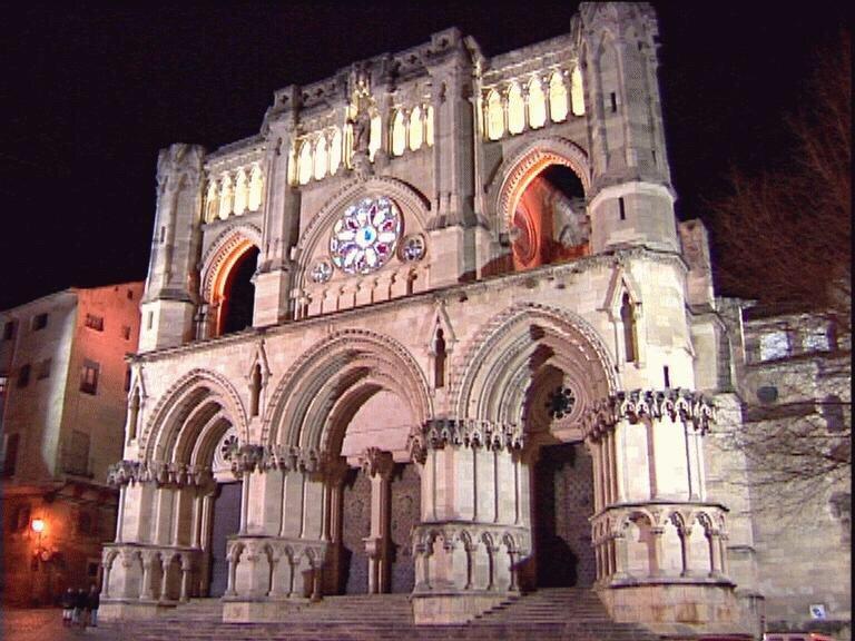 La extraña leyenda de la Catedral de Cuenca.